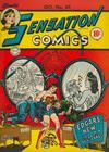Cover for Sensation Comics (DC, 1942 series) #34