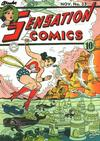 Cover for Sensation Comics (DC, 1942 series) #35