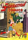 Cover for Sensation Comics (DC, 1942 series) #44