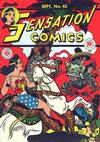 Cover for Sensation Comics (DC, 1942 series) #45