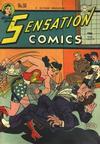Cover for Sensation Comics (DC, 1942 series) #50