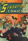 Cover for Sensation Comics (DC, 1942 series) #50