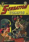 Cover for Sensation Comics (DC, 1942 series) #57