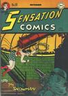 Cover for Sensation Comics (DC, 1942 series) #59