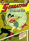 Cover for Sensation Comics (DC, 1942 series) #61