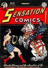 Cover for Sensation Comics (DC, 1942 series) #62