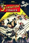 Cover for Sensation Comics (DC, 1942 series) #76