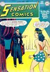 Cover for Sensation Comics (DC, 1942 series) #93