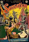 Cover for Sensation Comics (DC, 1942 series) #106