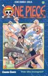 Cover for One Piece (Bonnier Carlsen, 2003 series) #5