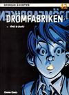 Cover for Spirous äventyr (Bonnier Carlsen, 1993 series) #42 - Drömfabriken