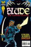 Cover for Blade: The Vampire-Hunter (Marvel, 1994 series) #1