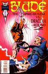 Cover for Blade: The Vampire-Hunter (Marvel, 1994 series) #3