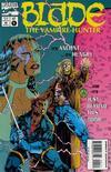 Cover for Blade: The Vampire-Hunter (Marvel, 1994 series) #4