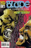 Cover for Blade: The Vampire-Hunter (Marvel, 1994 series) #5