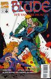 Cover for Blade: The Vampire-Hunter (Marvel, 1994 series) #9