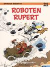 Cover for Spirous äventyr (Carlsen/if [SE], 1974 series) #21 - Roboten Rupert