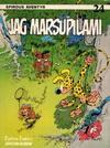 Cover for Spirous äventyr (Carlsen/if [SE], 1974 series) #24 - Jag Marsupilami