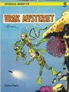Cover Thumbnail for Spirous äventyr (1974 series) #5 - Vrakmysteriet [2:a upplagan, 1984]