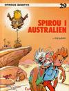 Cover for Spirous äventyr (Carlsen/if [SE], 1974 series) #29 - Spirou i Australien