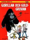 Cover for Spirous äventyr (Carlsen/if [SE], 1974 series) #13 - Gorillan och guldgruvan [2:a upplagan, 1986]