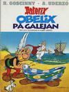 Cover for Asterix (Egmont, 1996 series) #30 - Obelix på galejan
