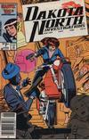 Cover for Dakota North (Marvel, 1986 series) #1 [Newsstand]