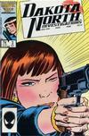 Cover for Dakota North (Marvel, 1986 series) #3