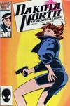 Cover for Dakota North (Marvel, 1986 series) #5