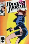 Cover for Dakota North (Marvel, 1986 series) #5 [Direct]