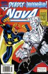 Cover for Nova (Marvel, 1994 series) #10