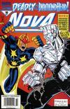 Cover for Nova (Marvel, 1994 series) #10
