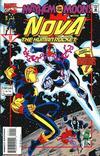 Cover for Nova (Marvel, 1994 series) #12