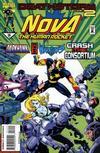 Cover for Nova (Marvel, 1994 series) #14