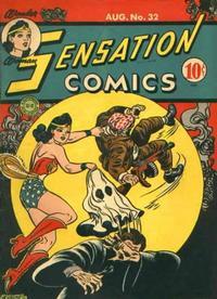 Cover Thumbnail for Sensation Comics (DC, 1942 series) #32