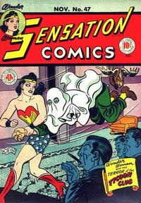 Cover Thumbnail for Sensation Comics (DC, 1942 series) #47