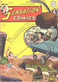 Cover Thumbnail for Sensation Comics (DC, 1942 series) #78