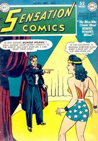 Cover Thumbnail for Sensation Comics (DC, 1942 series) #93