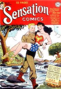 Cover Thumbnail for Sensation Comics (DC, 1942 series) #94