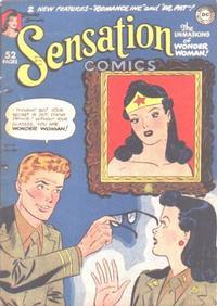 Cover Thumbnail for Sensation Comics (DC, 1942 series) #95