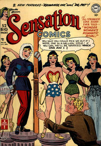 Cover Thumbnail for Sensation Comics (DC, 1942 series) #96