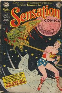 Cover Thumbnail for Sensation Comics (DC, 1942 series) #104