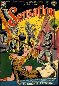 Cover Thumbnail for Sensation Comics (DC, 1942 series) #106