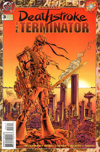 Cover Thumbnail for Deathstroke, the Terminator Annual (DC, 1992 series) #3
