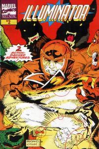 Cover Thumbnail for Illuminator (Marvel, 1993 series) #2