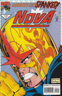 Cover Thumbnail for Nova (Marvel, 1994 series) #2 [Direct Edition]