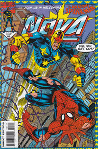 Cover Thumbnail for Nova (Marvel, 1994 series) #3