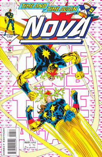 Cover Thumbnail for Nova (Marvel, 1994 series) #6