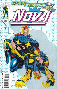 Cover Thumbnail for Nova (Marvel, 1994 series) #7