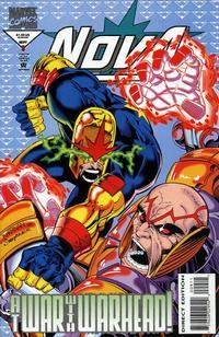 Cover Thumbnail for Nova (Marvel, 1994 series) #9